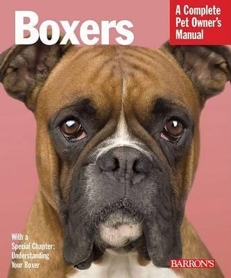 Boxers by Joan Walker image
