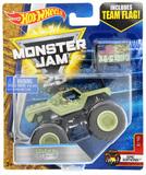 Hot Wheels Monster Jam 25: Soldier Fortune (Team Flag)