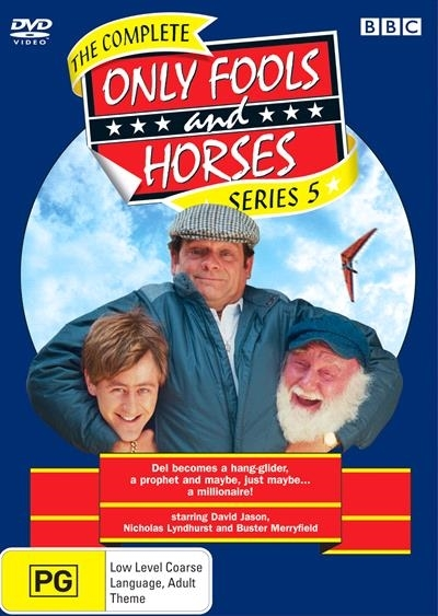 Only Fools And Horses - Complete Series 5 on DVD image