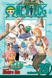 One Piece, Vol. 26 by Eiichiro Oda image
