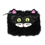 Pink Poppy Furry Friends Coin Purse - Cat