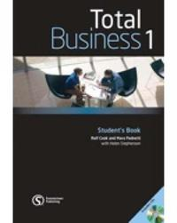 Total Business 1: Student's Book by Mara Pedretti