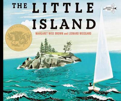 The Little Island by Margaret Wise Brown image