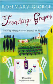 Treading Grapes by Rosemary George image