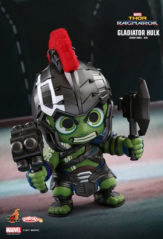 Thor 3: Ragnarok - Gladiator Hulk Cosbaby Figure