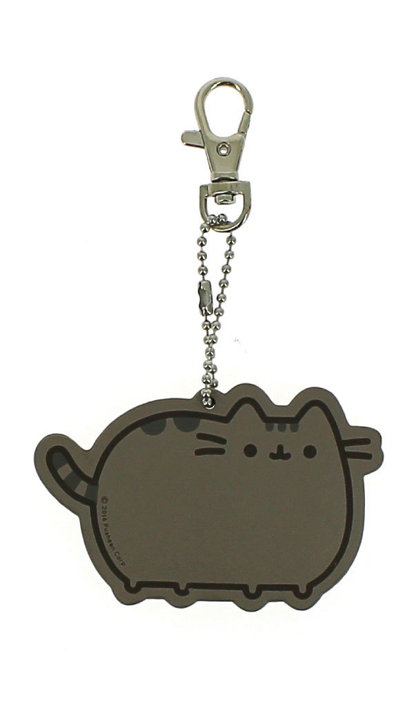 Pusheen the Cat Keyring image