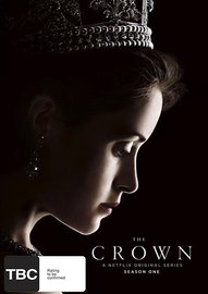 The Crown: Season 1 on DVD