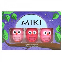 Miki: Night Owls Lip Gloss