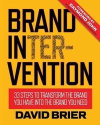 Brand Intervention by David Brier