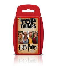 Top Trumps: Harry Potter and the Goblet of Fire