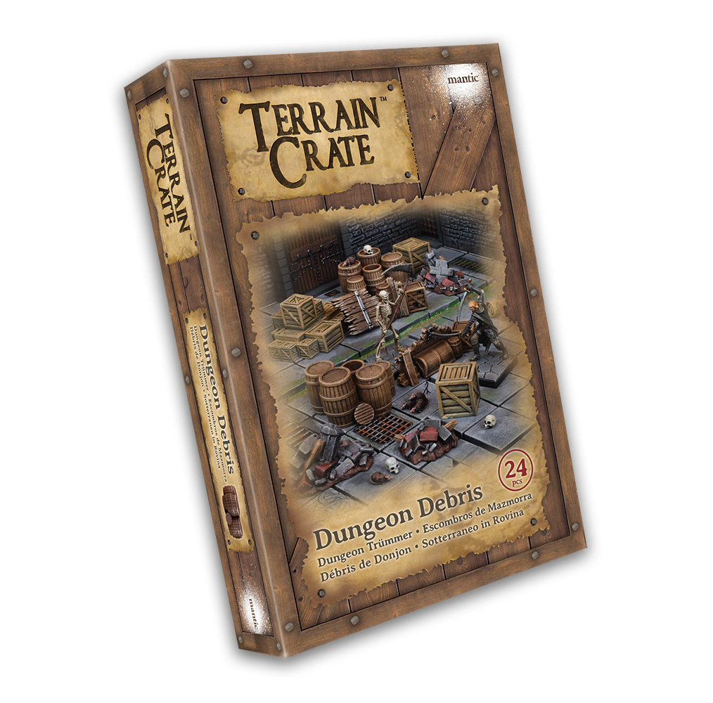 TerrainCrate: Dungeon Debris image