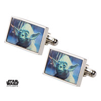 Star Wars: Yoda - Rectangle Cufflinks image