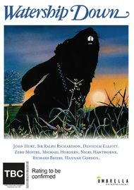 Watership Down on DVD