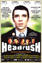 Headrush on DVD