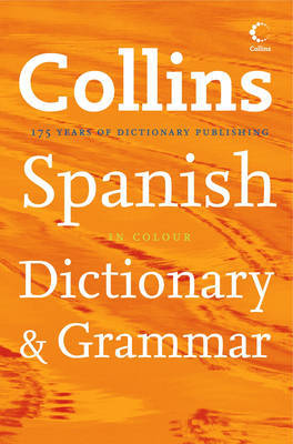 Collins Spanish Dictionary and Grammar image