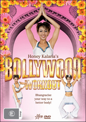 Bollywood Workout (Honey Kalaria's) on DVD