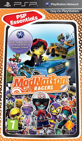 ModNation Racers (Essentials) for PSP