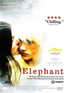 Elephant on DVD image