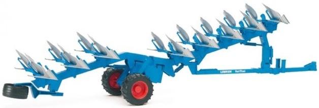 Bruder Lemken Vari-Titan Plough