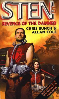 Revenge Of The Damned by Chris Bunch