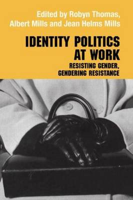 Identity Politics at Work by Jean Helms Mills image