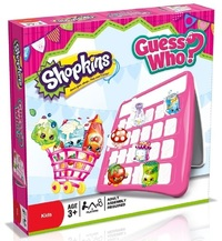 Guess Who: Shopkins Edition