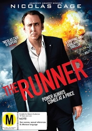 The Runner on DVD