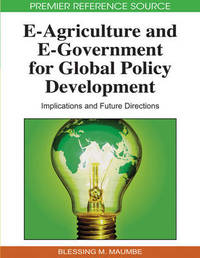 e-agriculture and e-government for Global Policy Development
