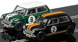 Scalextric: 1964 ATCC Mini Coopers - Slot Car Set