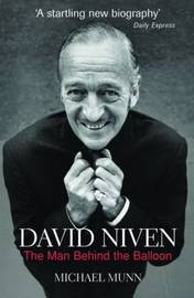 David Niven by Michael Munn image