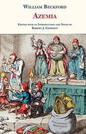 Azemia (Valancourt Classics) by William Beckford