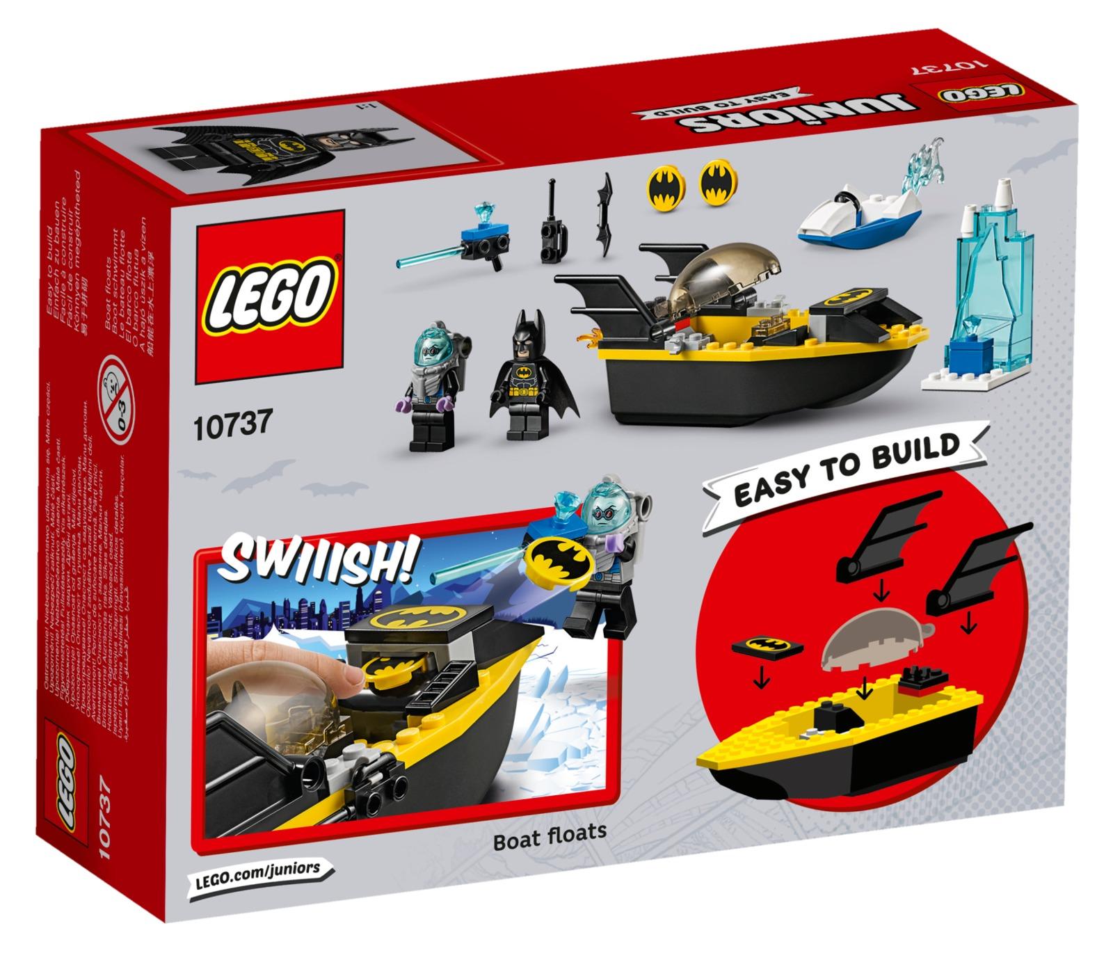 LEGO Juniors: Batman vs. Mr. Freeze (10737) image