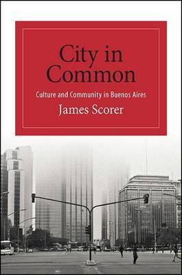 City in Common by James Scorer