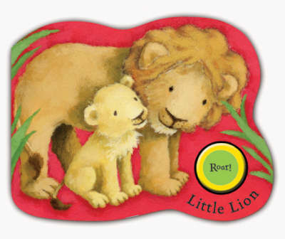 Noisy Jungle Babies: Little Lion