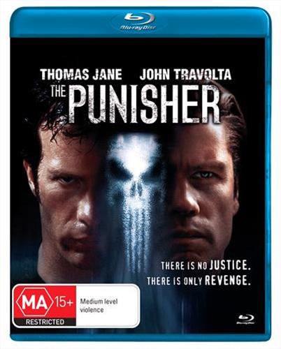 The Punisher (2004) on Blu-ray image