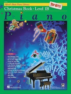 Alfred's Basic Piano Library Top Hits! Christmas, Bk 1b image