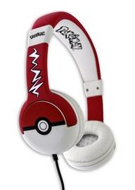 OTL: Pokemon Junior Headphones - Pokeball