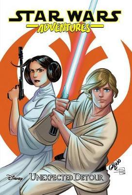 Star Wars Adventures Vol. 2: Unexpected Detour by Landry Quinn Walker