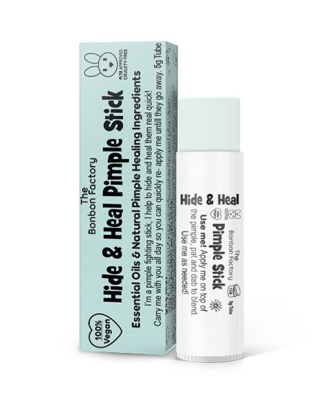 The Bonbon Factory - Hide & Heal Pimple Stick (5g) image