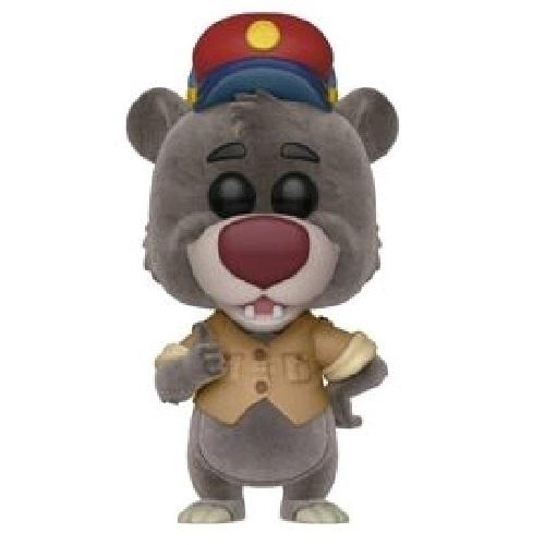 TaleSpin - Baloo (Flocked) Pop! Vinyl Figure