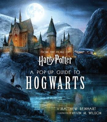 Harry Potter: A Pop-Up Guide to Hogwarts by Matthew Reinhart image