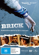 Brick on DVD