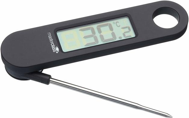 MasterClass: Folding Cooking Thermometer (-45°C to 200°C)