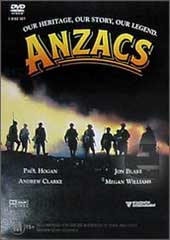 ANZACS on DVD