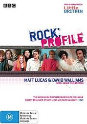 Rock Profile (2 Disc) on DVD
