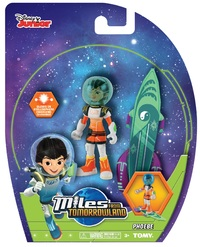 Miles From Tomorrowland: Phoebe Collectible Figure