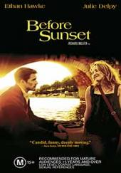 Before Sunset on DVD