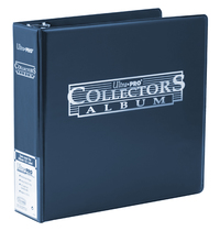 "Ultra Pro: 3"" Collectors Album - Navy"