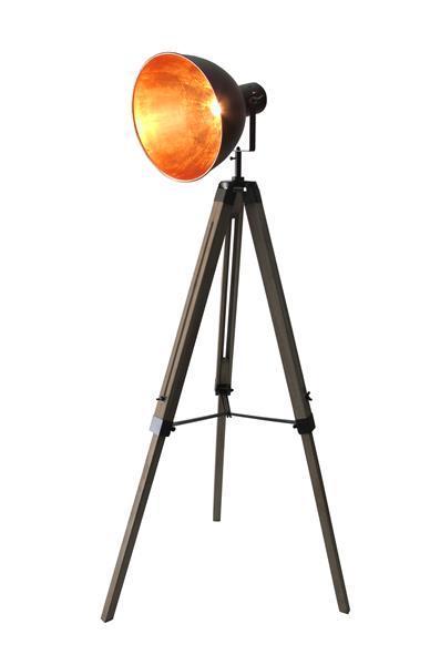 Bear & Fox - Enzo Tripod Lamp (Black) image