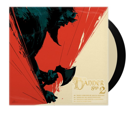 Banner Saga 2 Soundtrack (2LP) by Austin Wintory image
